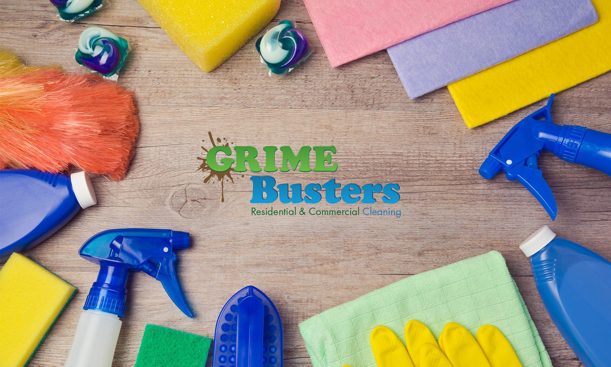 Grime Busters Cleaning